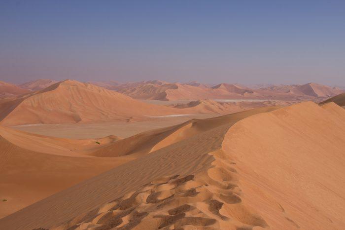 OMAN<br>capodanno nel deserto