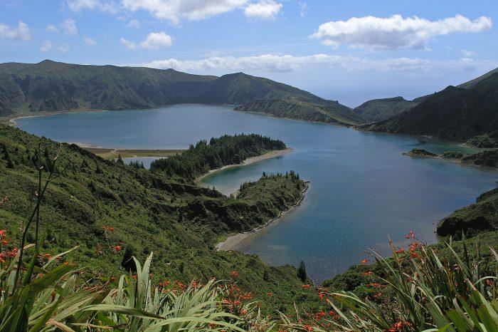 Isole Azzorre<br>Oasi verdi nell'immensità dell'Oceano