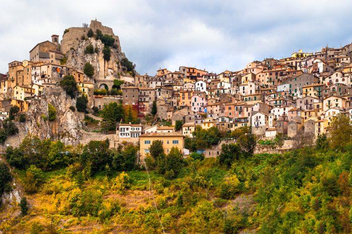 Lazio<br>I tesori dei Monti Simbruini